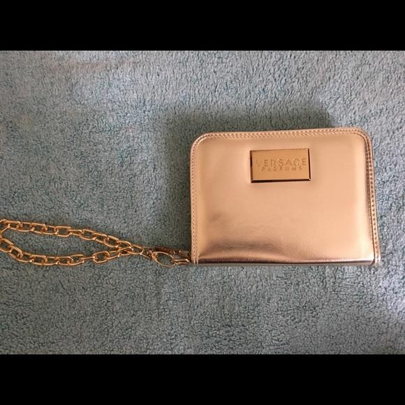 Versace Bags   Parfums Wristlet   Poshmark 9cb434d7cc